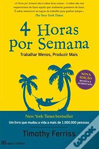 Livro de negocios 4 Horas por Semana do Timothy Ferris