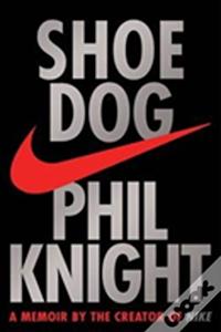 Livro de negocios O livro Shoe Dog do Phil Knight