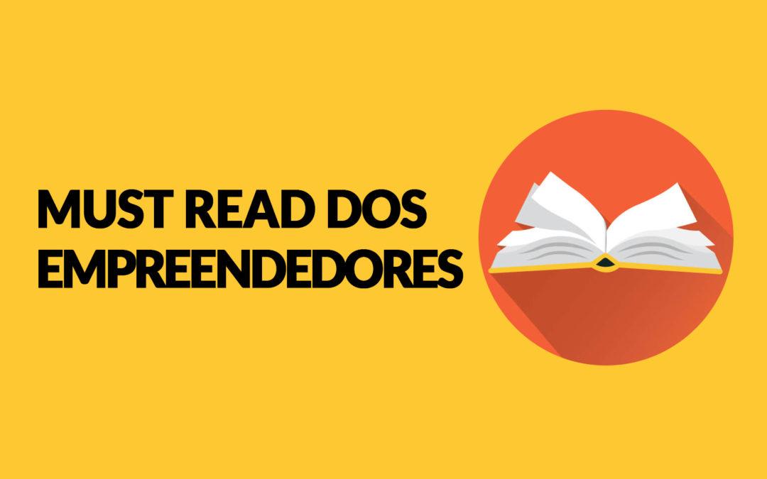 "Os ""must read"" dos empreendedores"