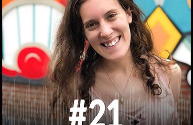 #21 – Transformar um blog paixão num negócio rentável com Krystel Leal