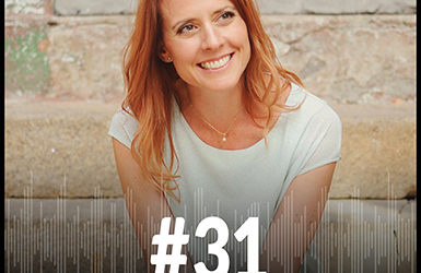 #31 – Como espalhar a nossa mensagem respeitando os nossos valores com Mikaela Övén