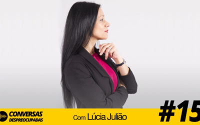 #15 – Ela lançou 2 livros, em menos de 2 anos, sem recorrer a uma editora (Lúcia Julião)