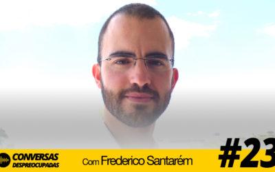 #23 – [Parte 2] Como fazer investimentos lucrativos na Bolsa? (com Frederico Santarém)