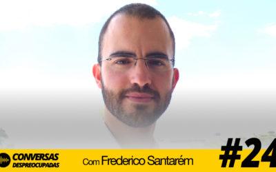 #24 – [Parte 3] Como fazer investimentos lucrativos na Bolsa? (com Frederico Santarém)