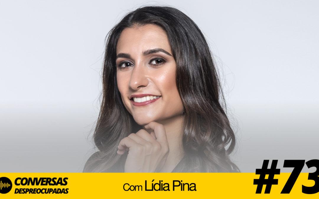 #73 – Prometer e não cumprir é a melhor estratégia… para fracassar! – com Lídia Pina