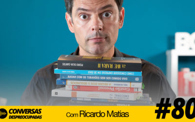 #80 – Ele criou um negócio de vinhos… sem ter uma quinta, uvas ou pipos! – com Ricardo Matias