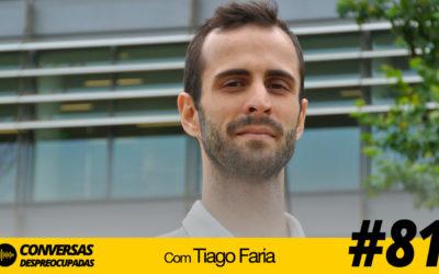 #81 – Como transformar as partilhas gratuitas em fontes de rendimento? – com Tiago Faria