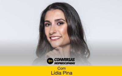 #86 – Vender, não é sobre nós… é sobre pessoas que resolvem problemas a outras pessoas que estão do lado de lá – com Lídia Pina