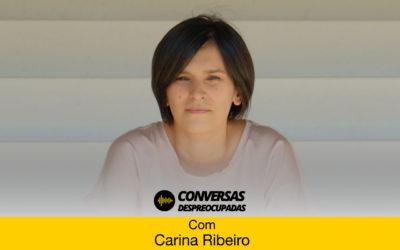 #91 – O que uma assistente virtual pode fazer por nós (na vida e nos negócios)? – com Carina Ribeiro