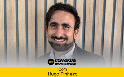 #95 – Sabes quando tens noção que estás a errar, mas continuas a fazer da mesma forma? – com Hugo Pinheiro